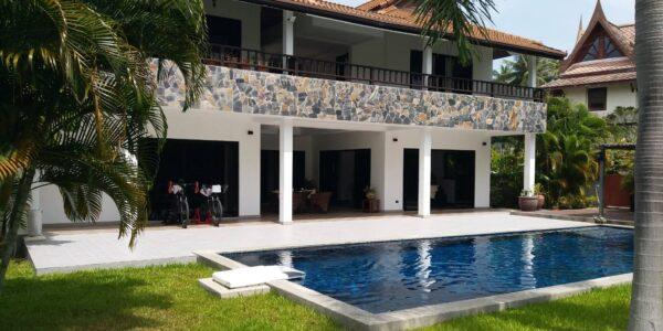 3 Bedroom Pool Villa – Thong Krut – Koh Samui – For Sale