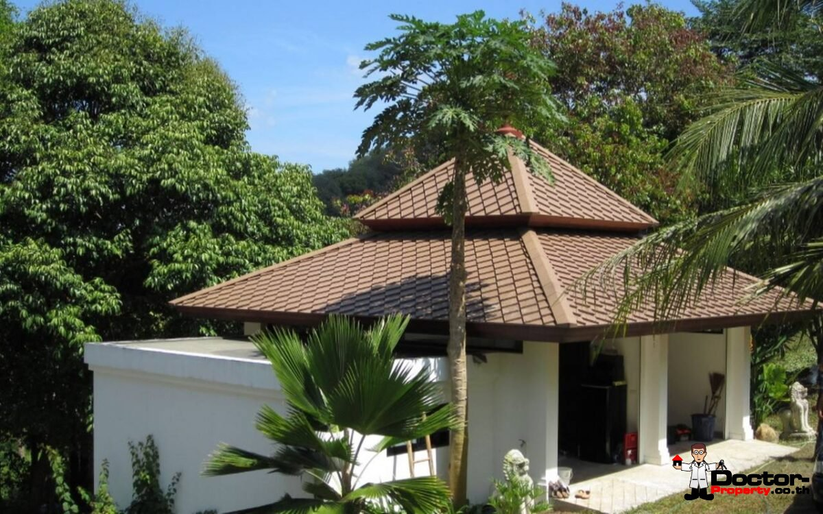 Amazing 5 Bedroom Sea View Villa – Bang Tao Beach – Phuket West – for sale
