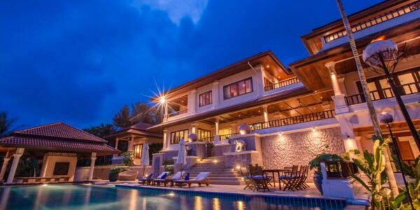 Fantastic 6 Bedroom Villa - Lakewood Hills - Layan Beach - Phuket West - for sale