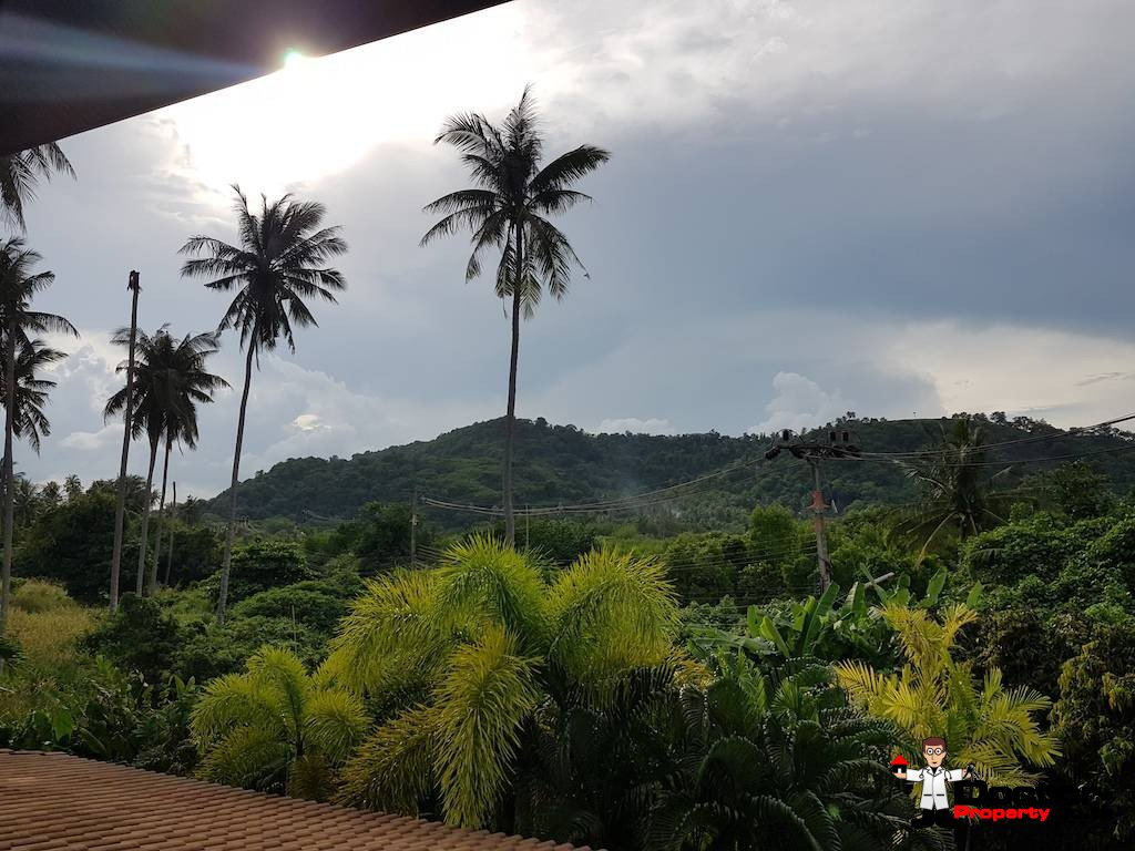 4 Bedroom Pool Villa – Thong Krut – Koh Samui – For Sale