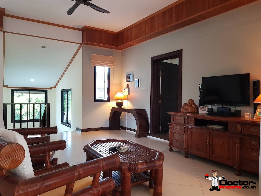 3 Bedroom Pool Villa – Thong Krut – Koh Samui – For Sale