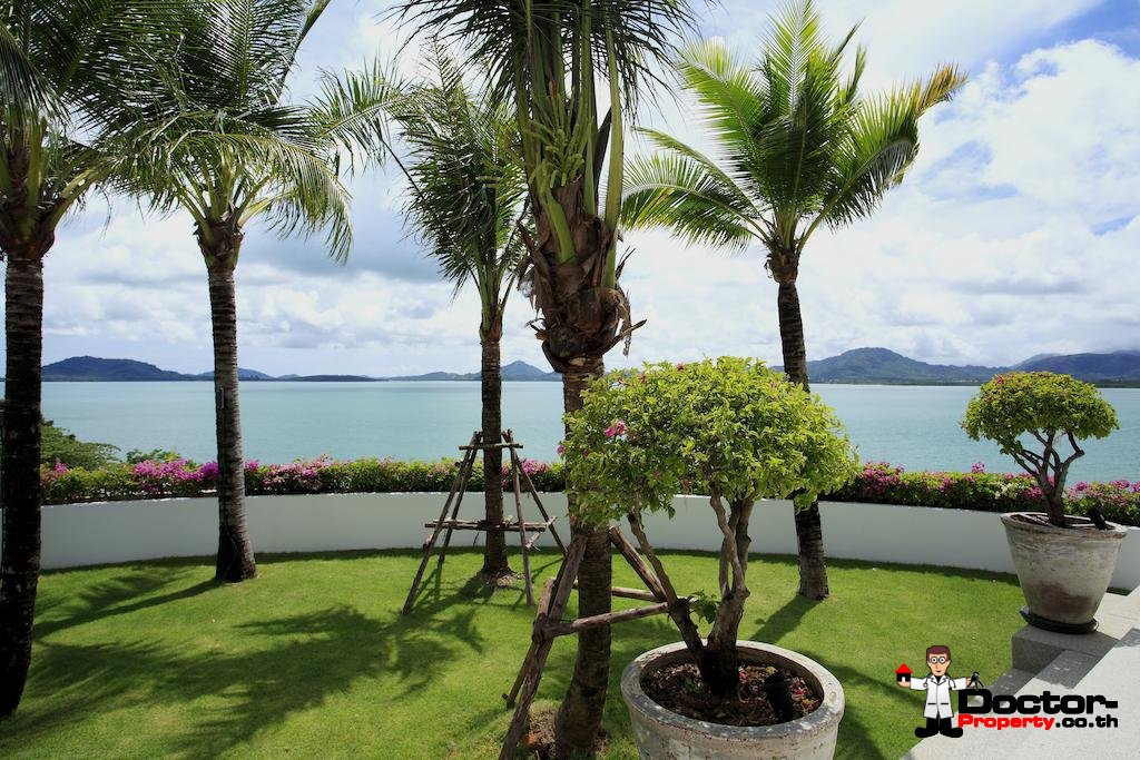 Luxury 5 Bedroom Sea View Villa Kalipay - Cape Yamu - Phuket East - for sale