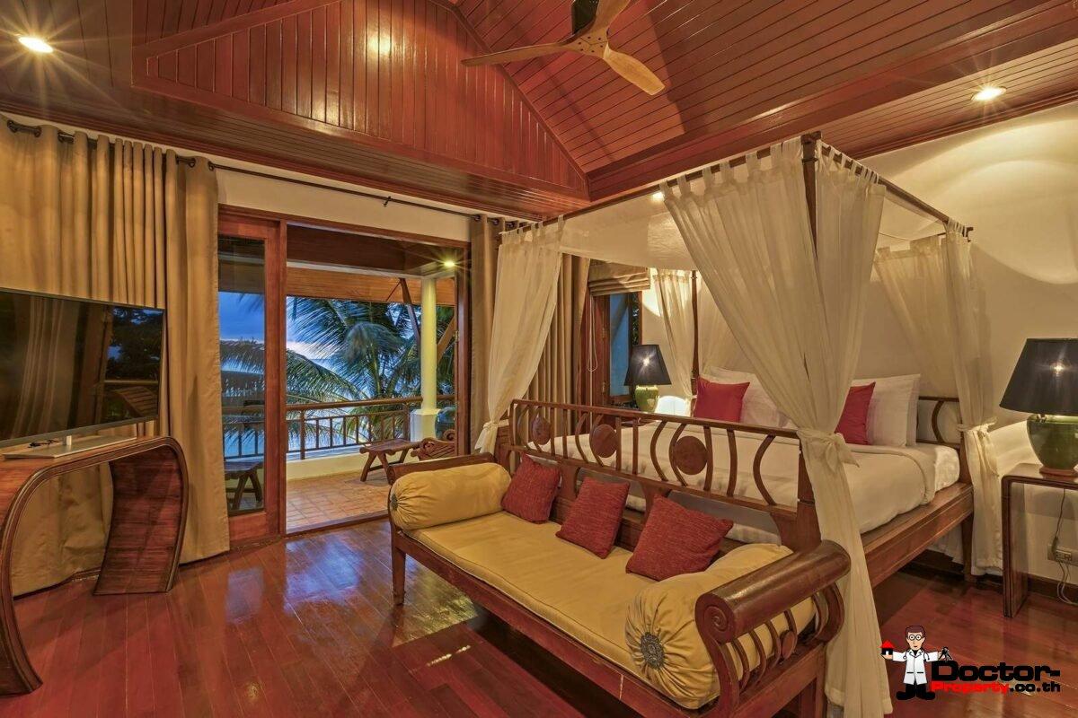 Luxury 8 Bedroom Oceanfront Villa - Kata Beach - Phuket South - for sale
