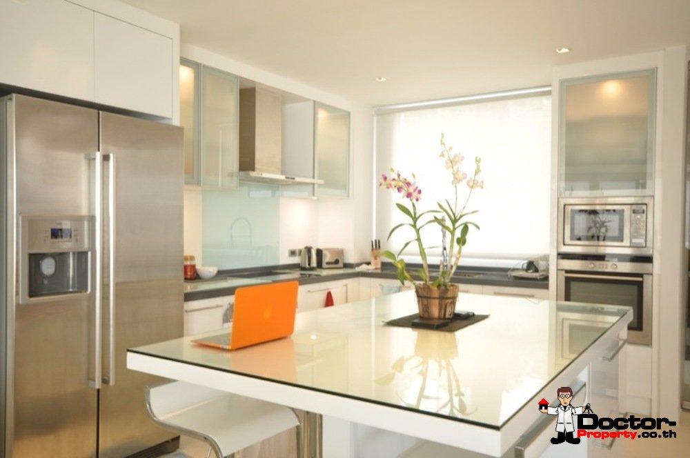 Modern 3 Bedroom Beachfront House – Kalim Beach – Phuket West – for sale