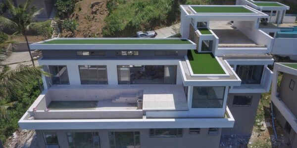 New 4 Bedroom Ocean View Pool Villa – Chaweng Noi – Koh Samui – for sale