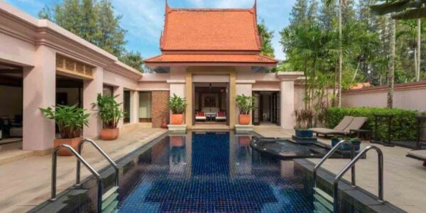 Private 2 Bedroom Pool Villa - Banyan Tree Residence – Laguna – Bang Tao Beach – Phuket West – for sale