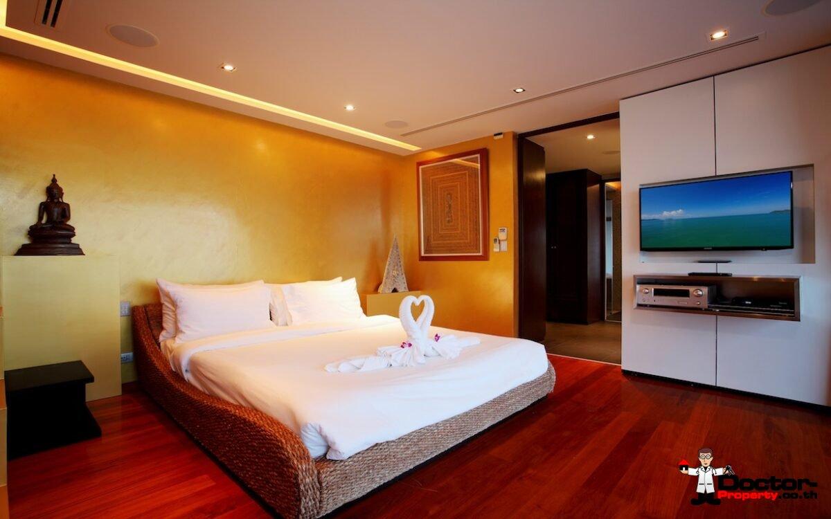 Sea View 6 Bedroom Villa Hollywood - Cape Panwa - Phuket South - for sale