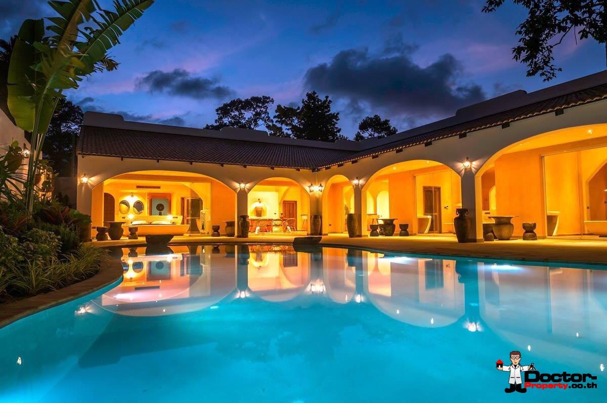 Unique 3 Bedroom Pool Villa - Mae Nam, Koh Samui - For Sale