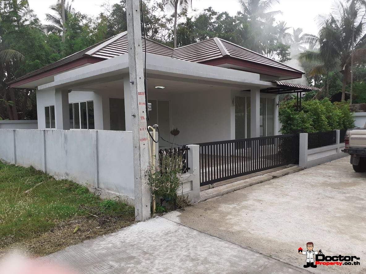 2 Bedroom Privat Villa - Taling Ngam - Koh Samui - for sale