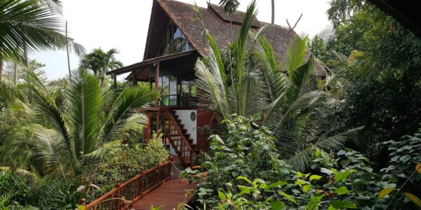 4 Bedroom Beach Resort Villa - Bang Por - Koh Samui - for sale