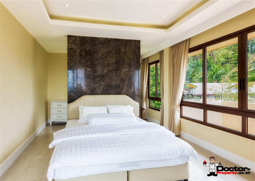 4 Bedroom Sea View Pool Villa - Chaweng - Koh Samui - for sale