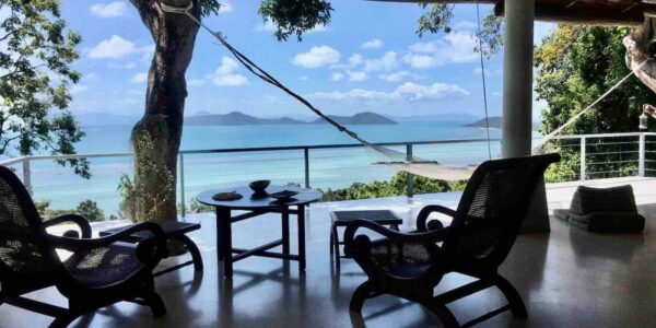 4 Bedroom Sea View Pool Villa – Laem Set - Koh Samui – For Sale