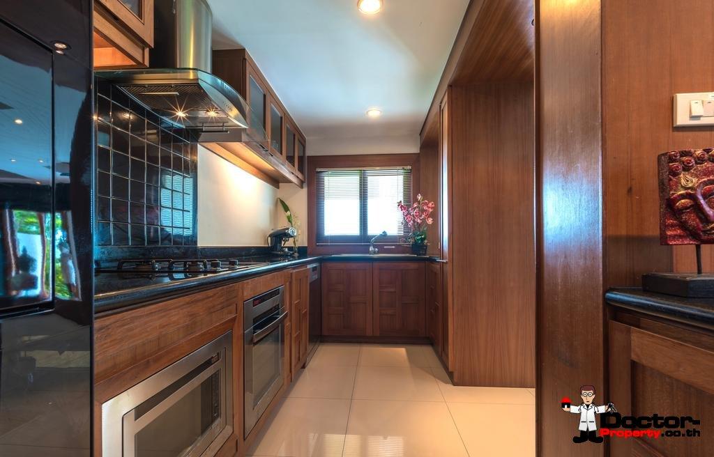 4 Bedroom Sea View Villa Malisa - Baan Thai Surin Hill - Surin Beach - Phuket West - for sale