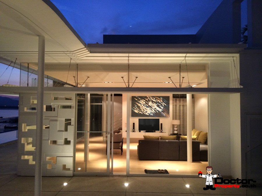 5 Bedroom Sea View View Villa - The Bay Cape Yamu – Phuket East – for sale