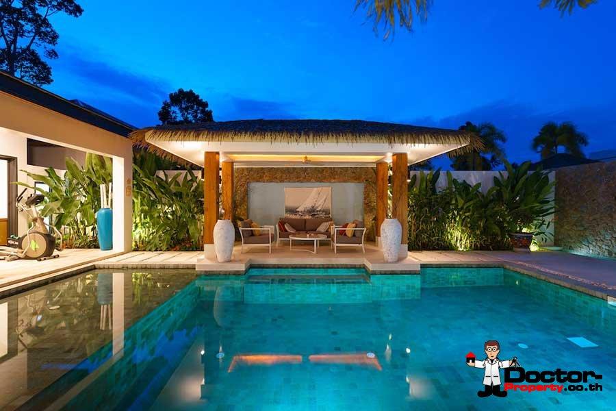 Fantastic 3 Bedroom Garden Pool Villa - Maenam - Koh Samui - for sale