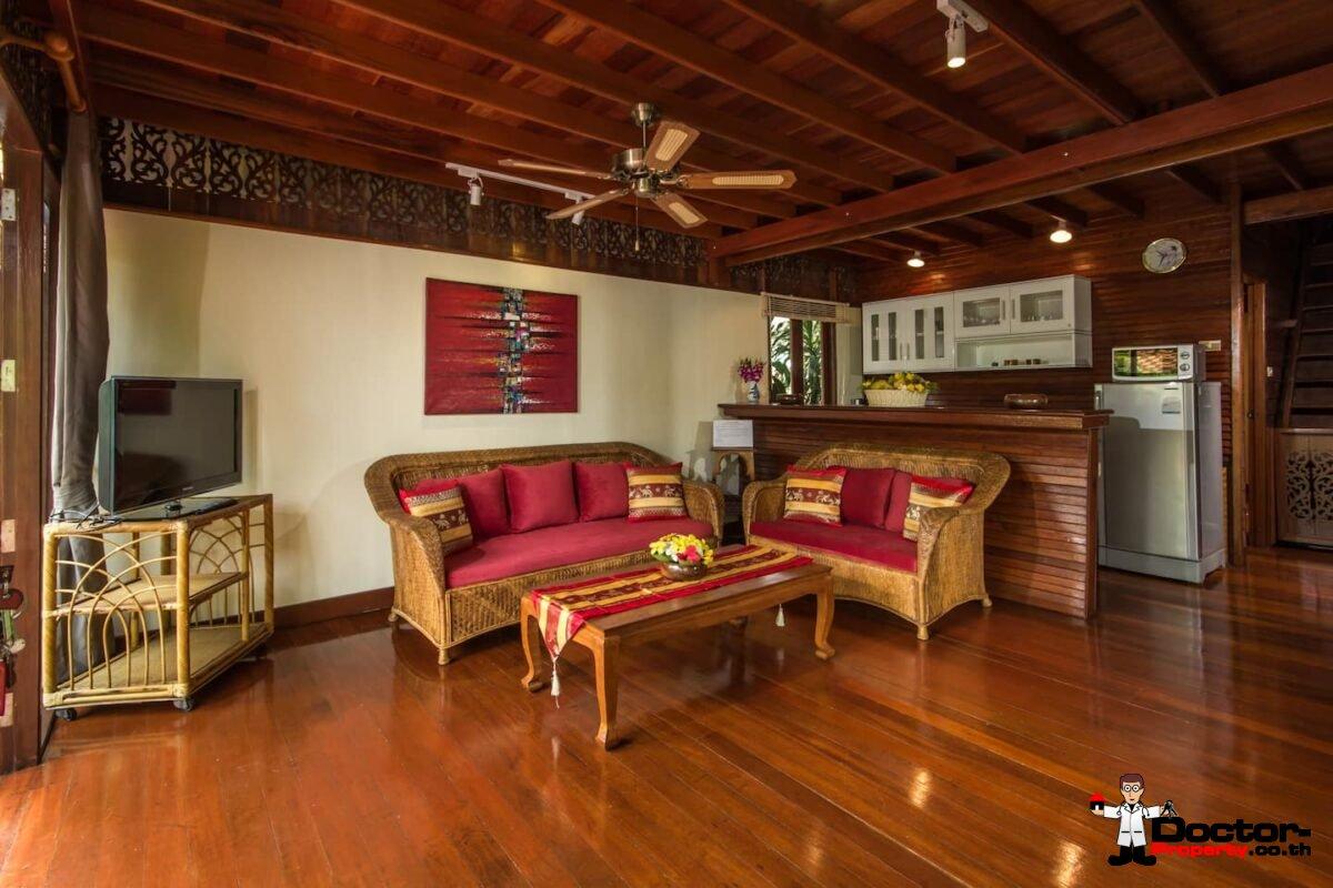 Fantastic 3 Bedroom Traditional Villa close to the Beach - Bang Por - Koh Samui - for sale