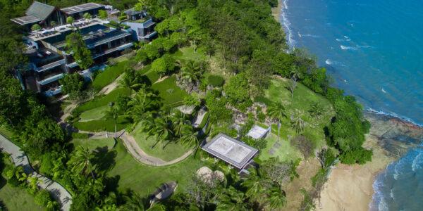 Luxury 10 Bedroom Sea View Villa Sawarin - Cape Yamu - Phuket East - for sale