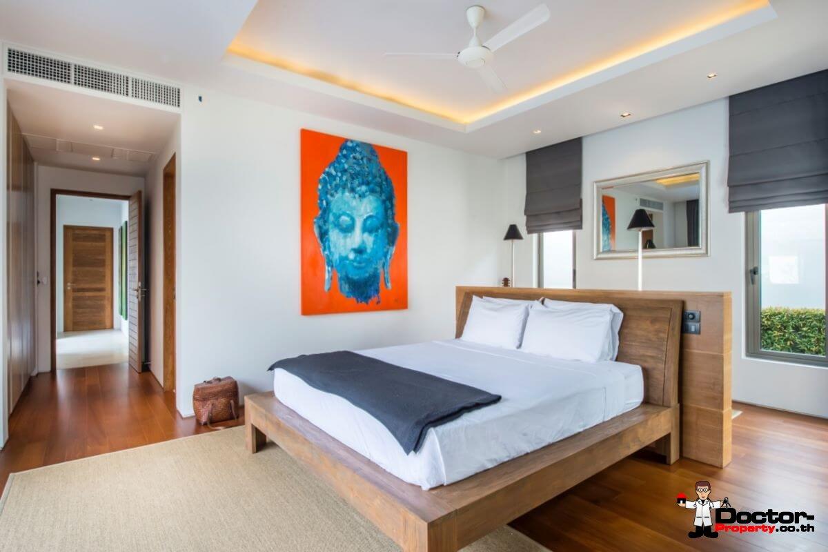 Luxury 4 Bedroom Pool Villa - Anchan Lagoon - Bang Tao Beach – Phuket West – for sale