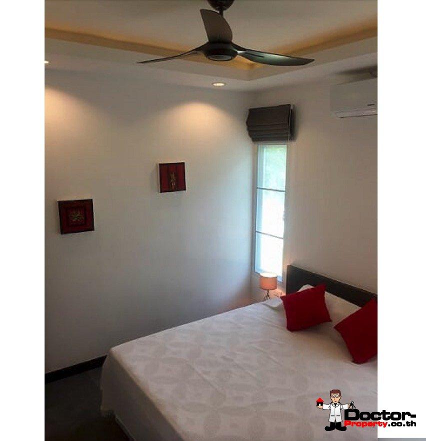New 4 Bedroom Sea View Villa - Nathon - Koh Samui - for sale