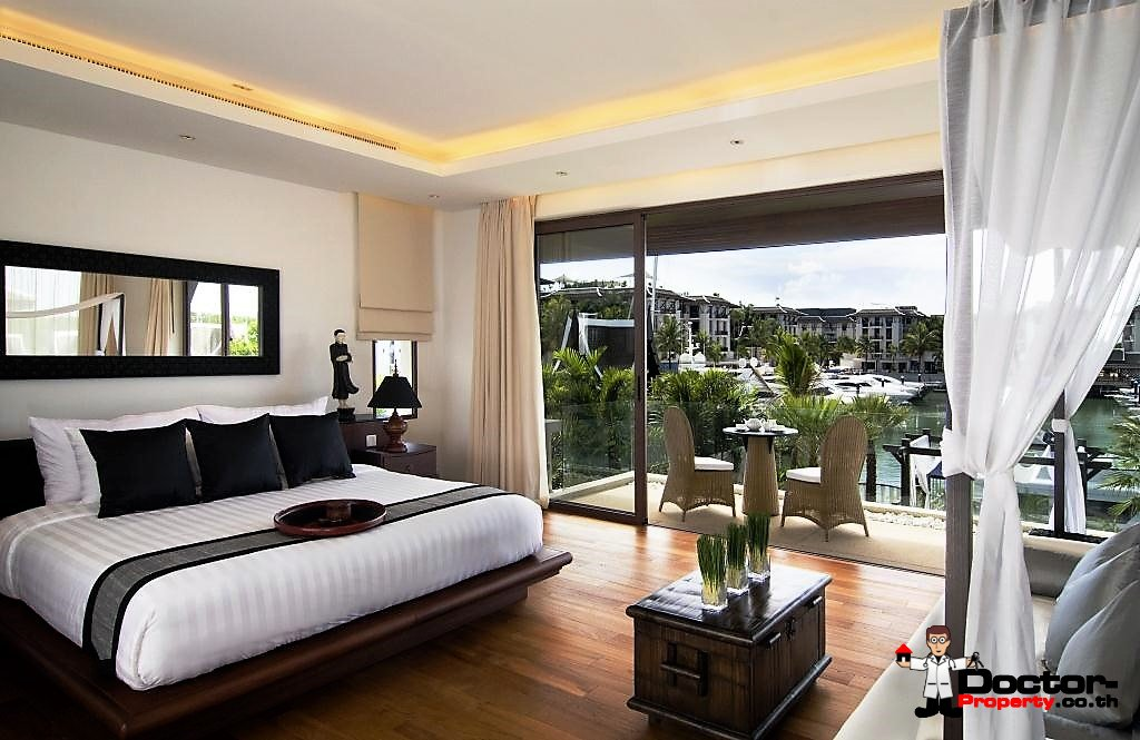 5 Bedroom Elite Residence of Waterfront Villas - Koh Kaew - Phuket East - for sale