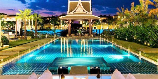 5 Bedroom Elite Residence of Waterfront Villas - Koh Kaew - Phuket East - for sale