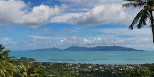 Stunning Sea View Land - Bophut - Koh Samui - for sale