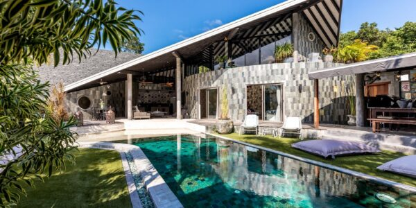 Unique 5 Bedroom Villa - Fisherman´s Village - Koh Samui - for sale