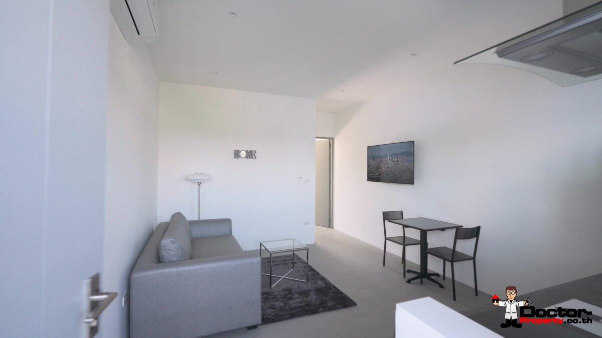 New 9 Room Aparthotel in Bo Phut, Koh Samui – For Sale