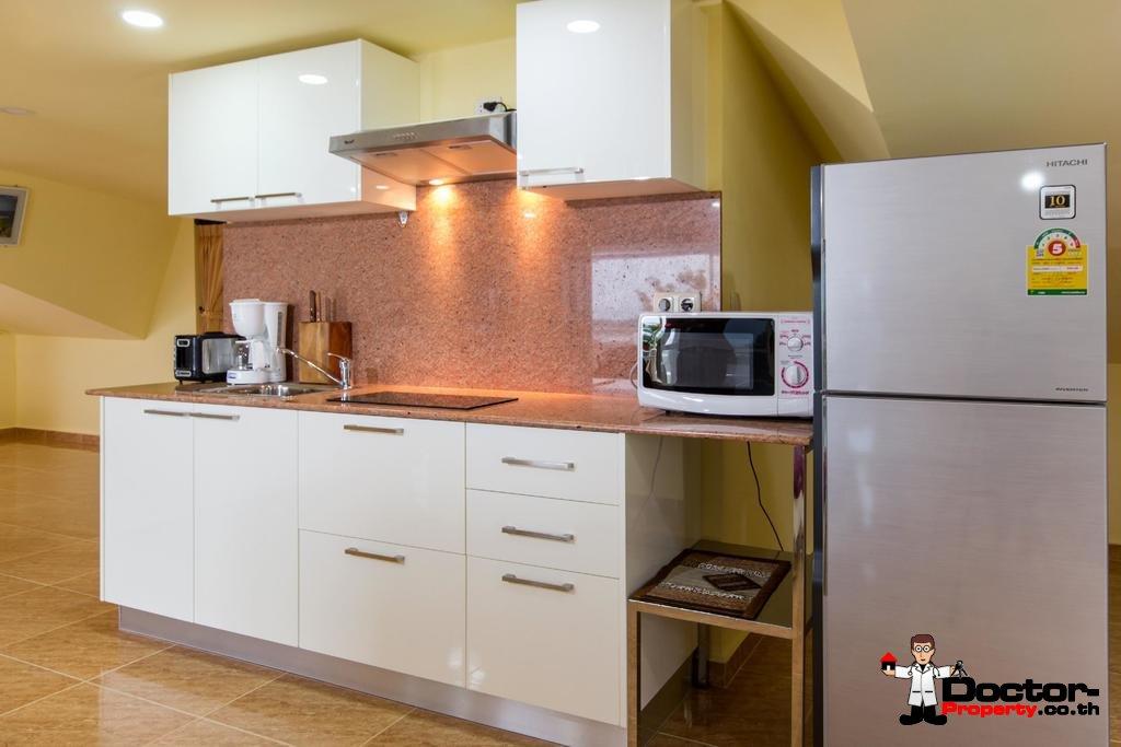 Fantastic Mediterranean Villa - 4 Bedrooms - Sea View - Plai Laem - Koh Samui - for sale