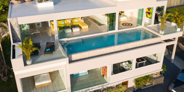 Stunning 4 Bedroom Sea View Villa - Chaeweng Noi - Koh Samui - for sale