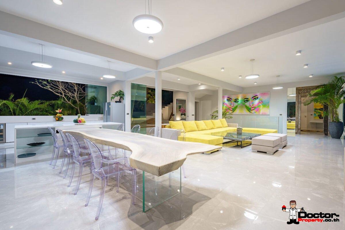 Stunning 4 Bedroom Sea View Villa - Chaeweng Noi - Koh Samui - for sale
