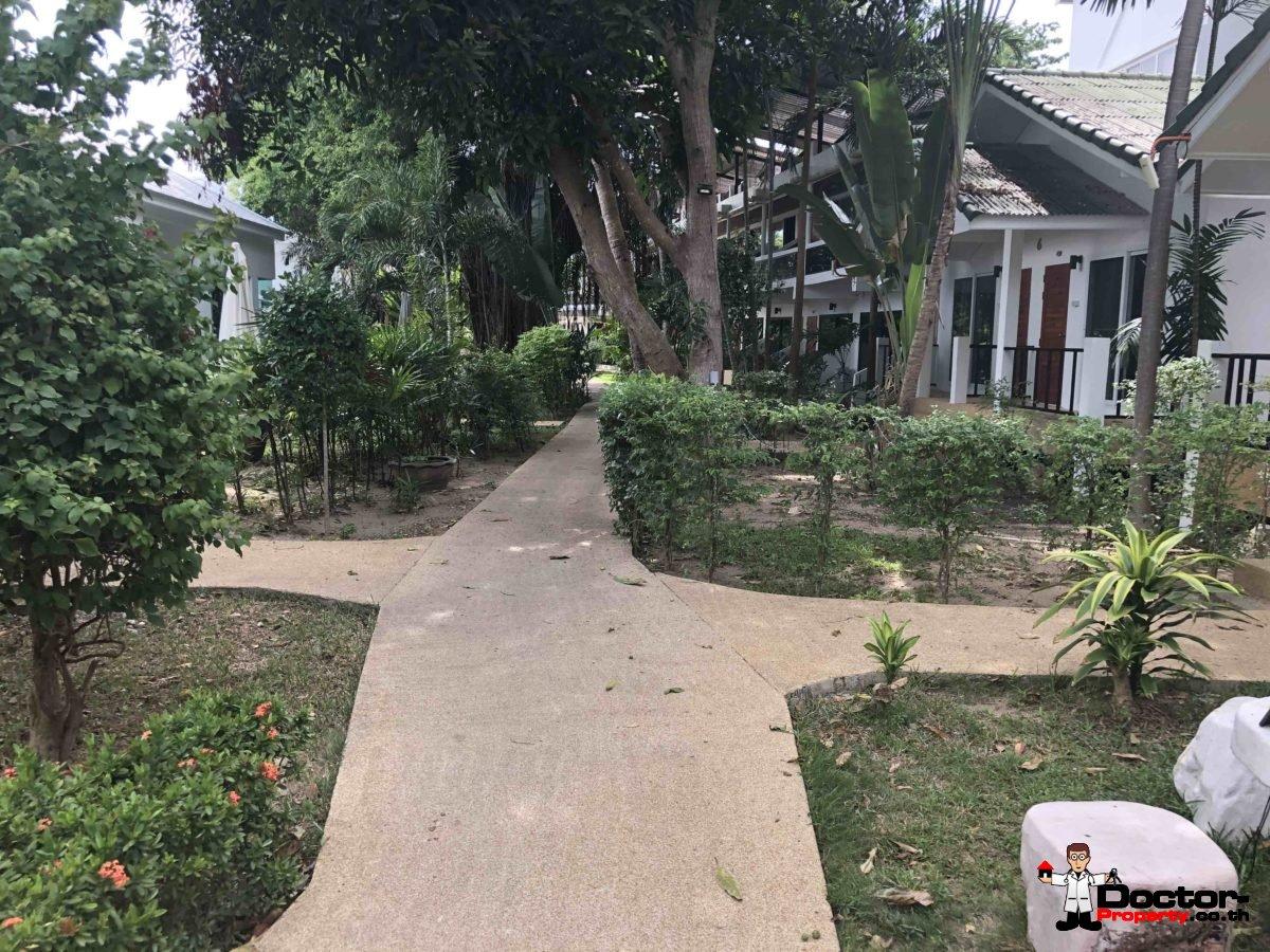 Beachfront Hotel - 56 Rooms - Lamai - Koh Samui - for sale