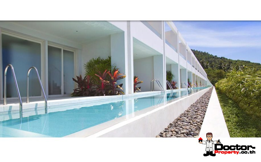 New Sea View Apartment - Bang Por - Koh Samui - for sale
