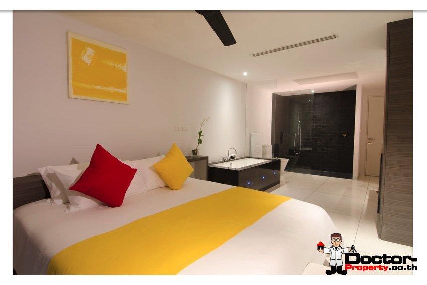 New Sea View Apartment - Bang Por - Koh Samui - for sale