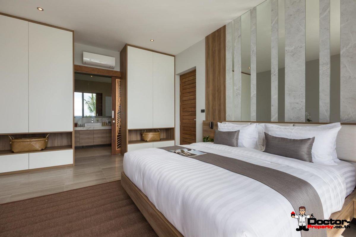 New 7 Bedroom Beachfront Villa – Laem Sor, Koh Samui – For Sale