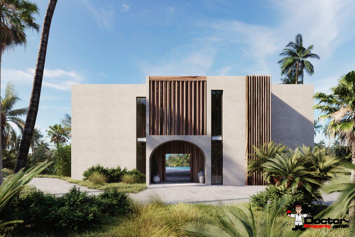 Seaview 3 Bedroom Pool Villa – Bang Por, Koh Samui – For Sale