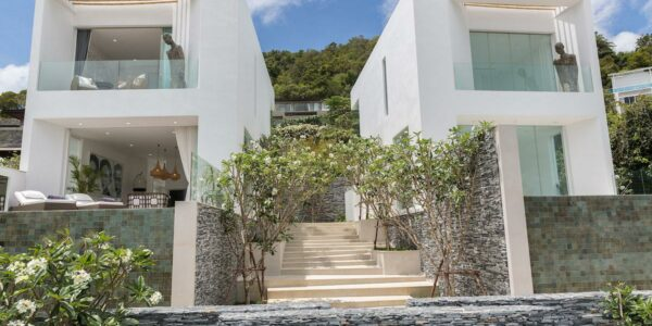 New 2 Bedroom Luxury Sea View Villa – Plai Laem – Koh Samui – for sale