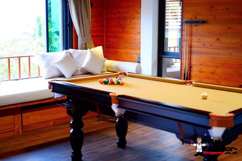Beachside 3 Bedroom villa – Bang Por, Koh Samui – For Sale