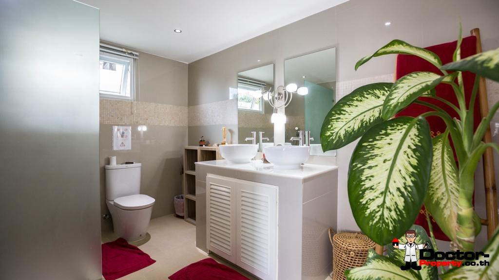 Stunning 7 Bedroom Sea View Villa - Mae Nam - Koh Samui - for sale