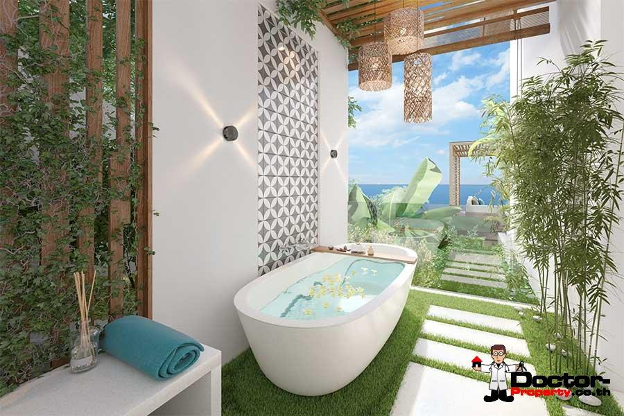 New 4 Bedroom Pool Villa - Stunning Sea View – Bang Por, Koh Samui – For Sale