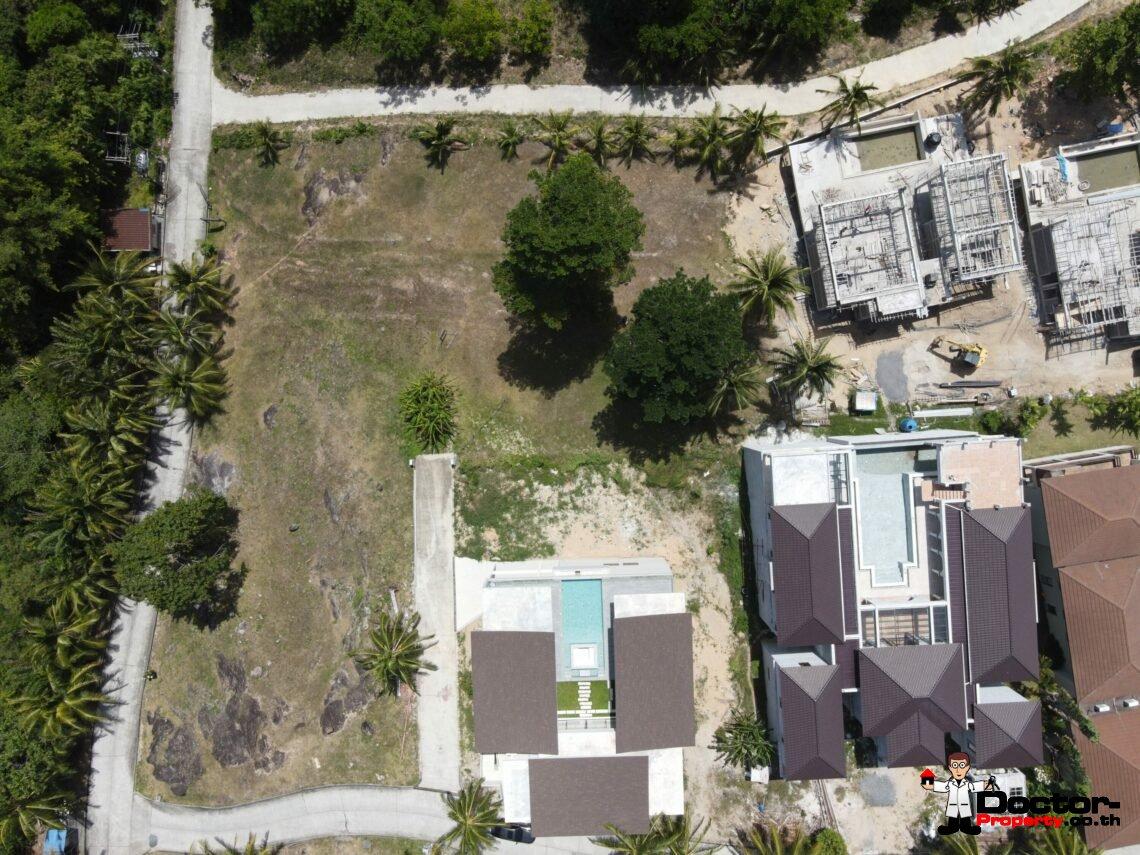 Seaview Land For Sale – Bang Por, Koh Samui – For Sale